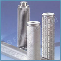 SS Pleated Filter Cartridge